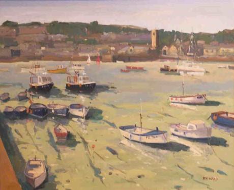 Ebb Tide at St Ives