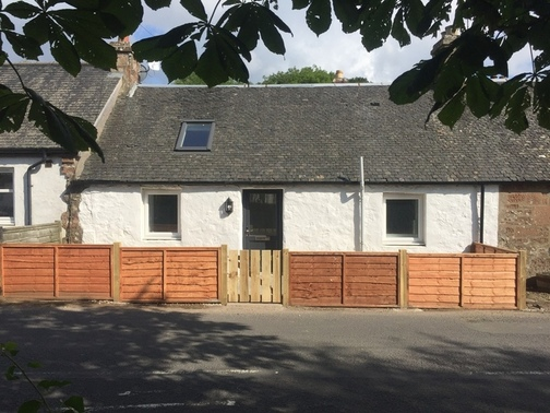 Recently renovated old shepherds cottage