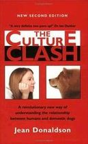 Front cover of the book 'The Culture Clash' by Jean Donaldson