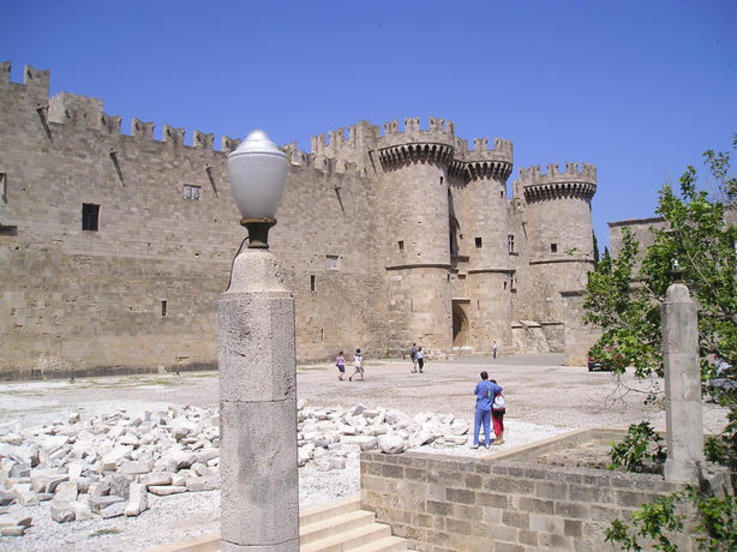 The Palace of Grand Master, Rhodes Old Town