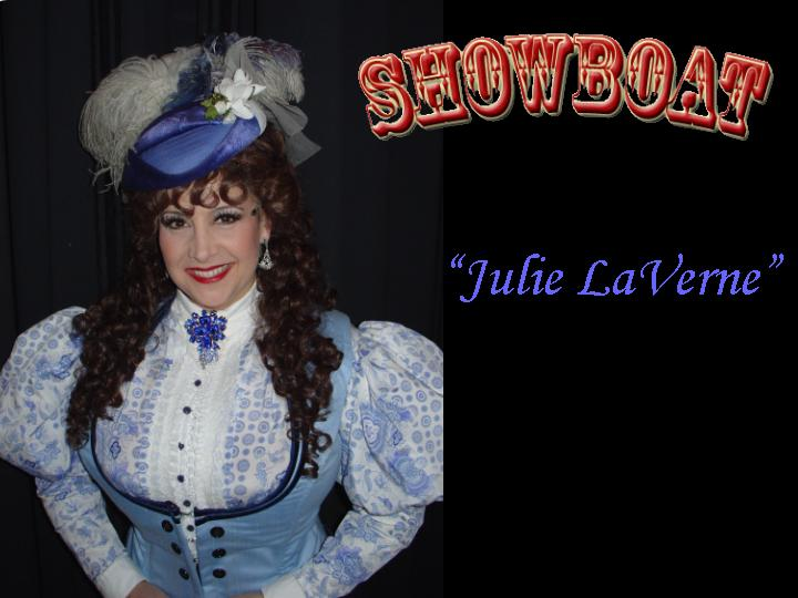 As Julie in Showboat