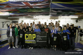 Leigh Amateur Boxing Club Sponsored by CNP Professional Sports Nutrition