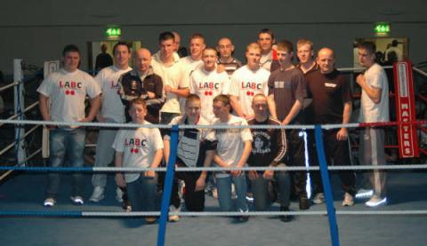 Boxing Show April 06
