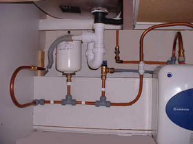 ARISTON Under sink water heater