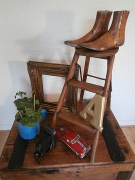 David Adams, Expert supplier of antique ladders
