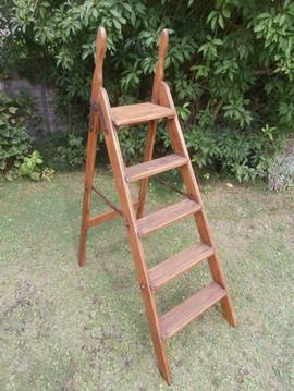 antique library ladders. Black Bedroom Furniture Sets. Home Design Ideas