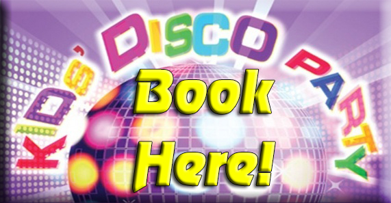 Books kids party DJ