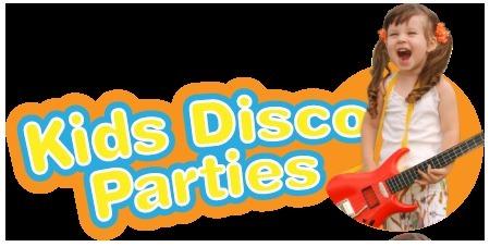 kids party disco