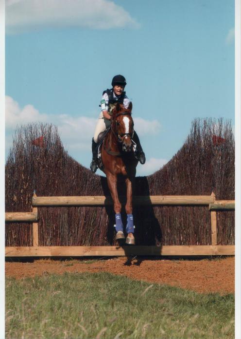 Point Scally  BE Pre-Novice Horse Trials at Milton Keynes