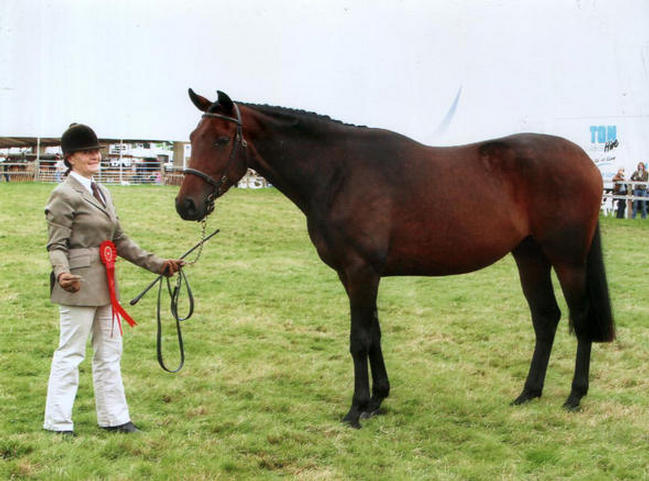 Primitive Passion (Truly) 1st Edenbridge and Oxted 2008