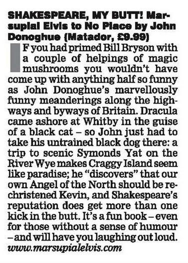 Northern Echo review