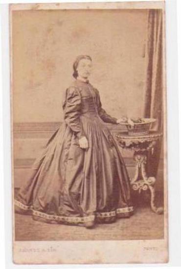 Ann Edwards née Meadows