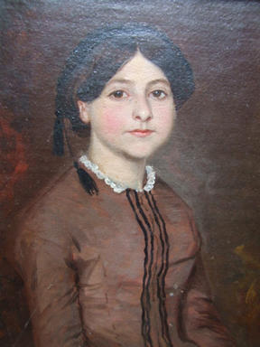 Frances Meadows aged about 14