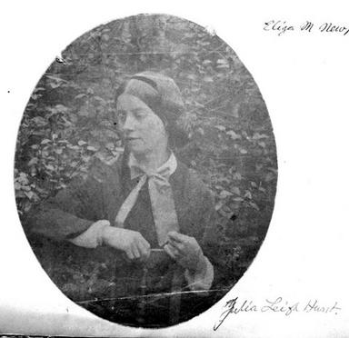 Julia Trelawney Leigh Hunt