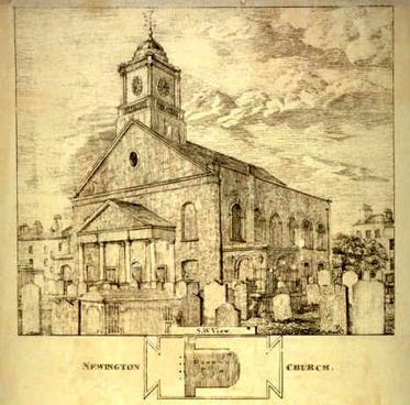 St Mary Newington