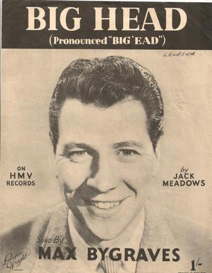 Jack Meadows Big Head