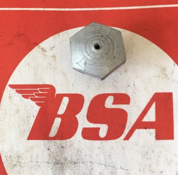 BSA gearbox level plug