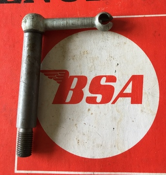 BSA clutch arm