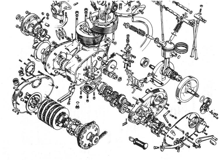 1969 bsa wiring diagram 1969 bsa firebird  u2022 mifinder co