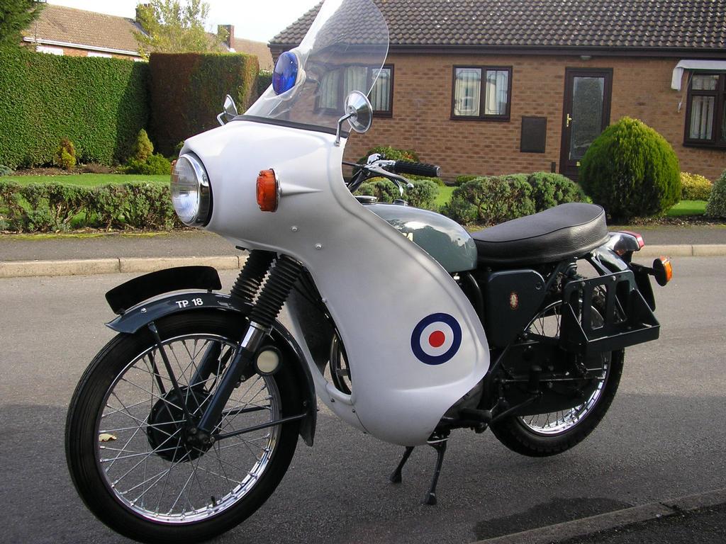 BSA WD B40 GR RAF