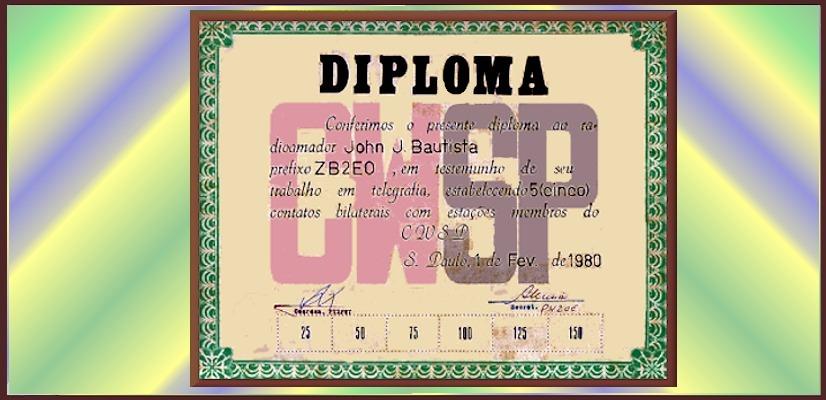 CWSP_SAO PAULO Diploma