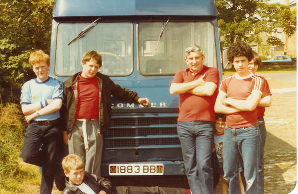 Camp – 1982 – Southport