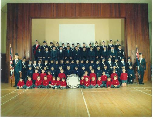 1st Carrickfergus BB Company 1988