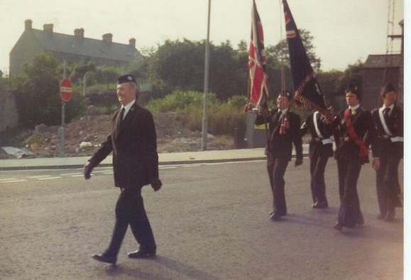 Samuel Murphy JP, East Antrim Battalion President 1974 – 1981