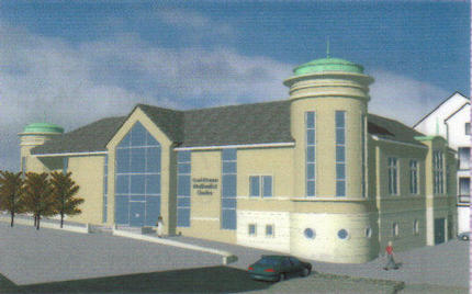 What the new Methodist Centre will look like