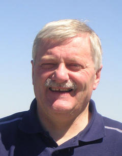 Robert Craig - our 'new' Society Steward