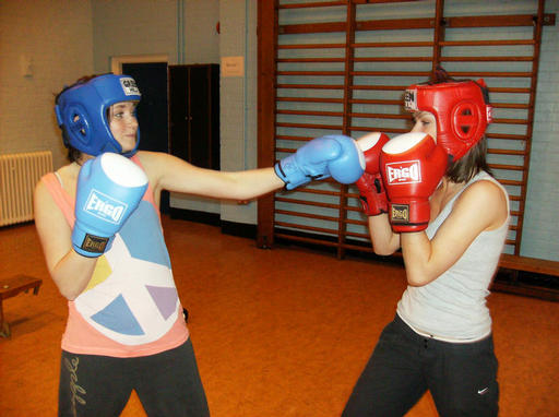 amateur boxing urmston