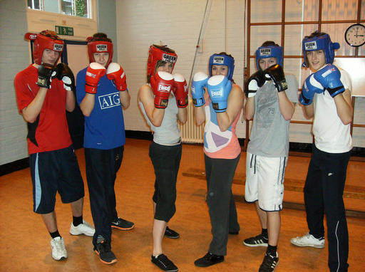 urmston boxing group
