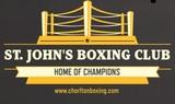 ST JOHN'S BOXING CLUB CHORLTON MANCHESTER
