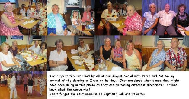 August Social