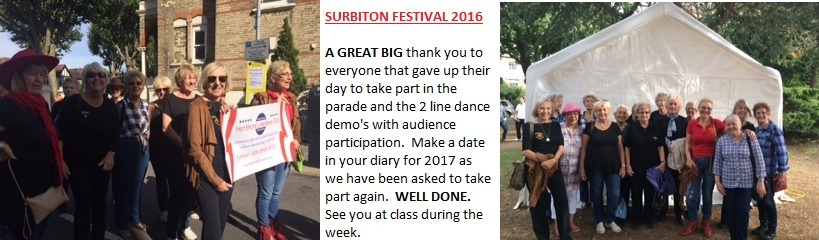 SURBITON FESTIVAL 2016