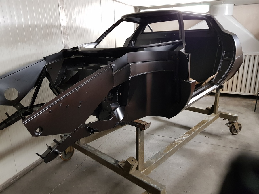 Steel Chassis