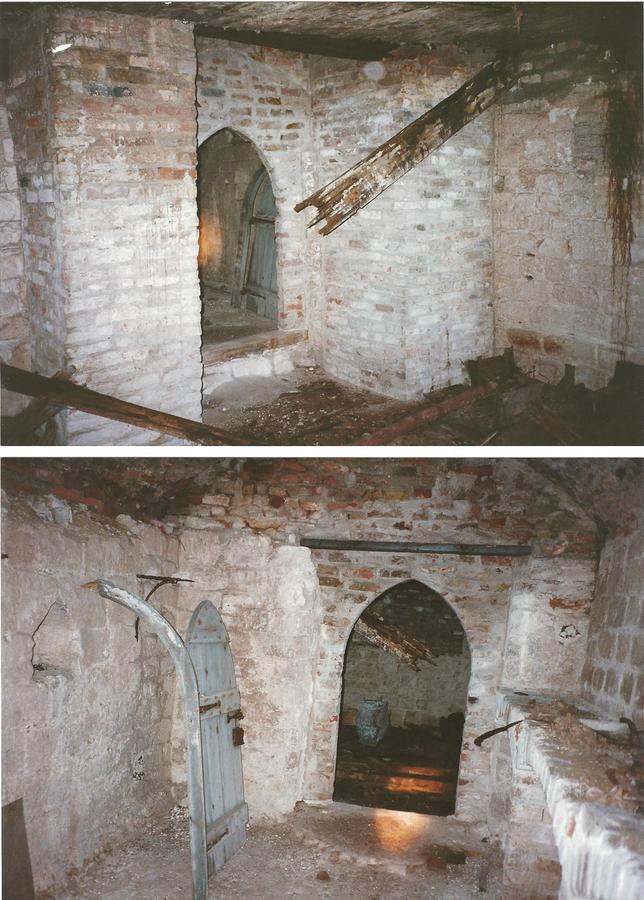 Air raid shelter WW2