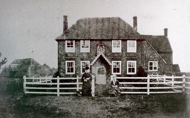 Sarness around 1870
