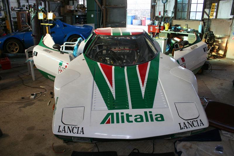 Alitalia replica Stratos