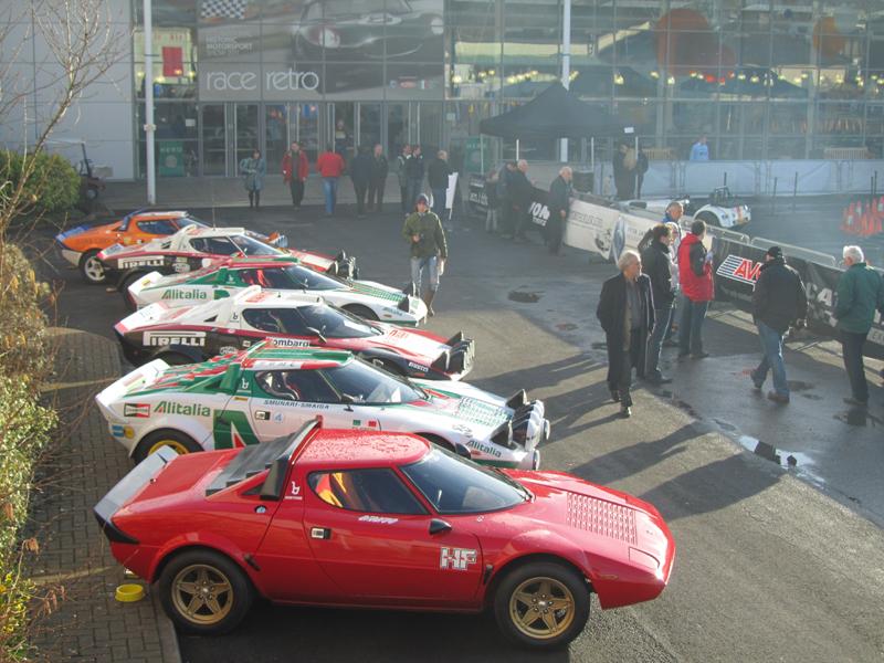 Race Retro Show Stoneleigh 2011