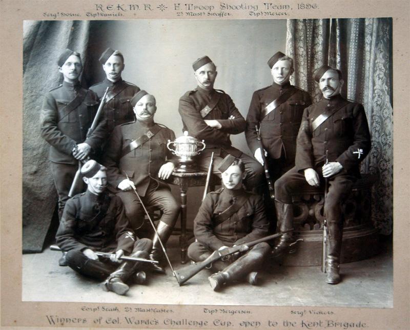 Royal East Kent Mounted Rifles