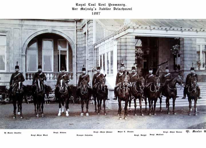 Royal East Kent Yeomanry