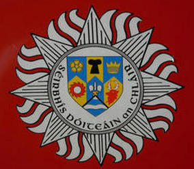 Clare County Fire and Rescue Service Crest