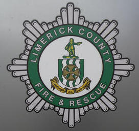 Limerick County Fire and Rescue Crest
