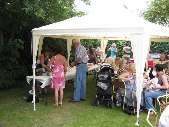 Catering fete 09