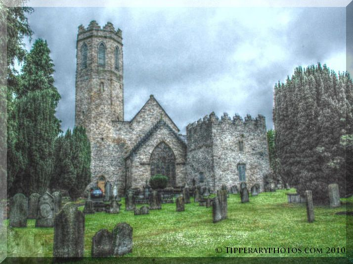Old St Marys Church Clonmel