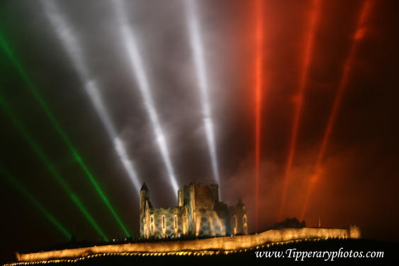 Rock of Cashel Skyfest 2007