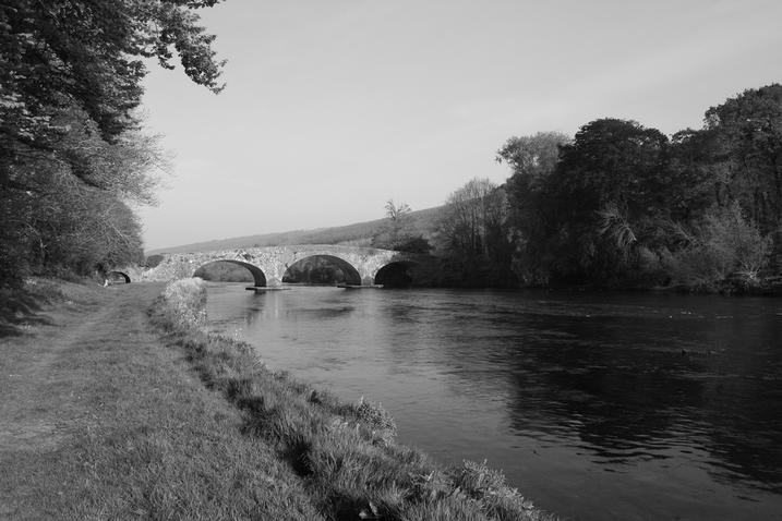Kilsheelan Bridge on the Suir