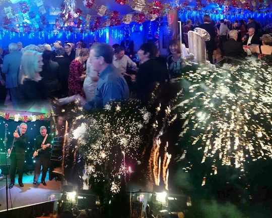 New Year Party 2014/15