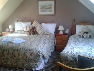 Bedroom 1 - Family Room